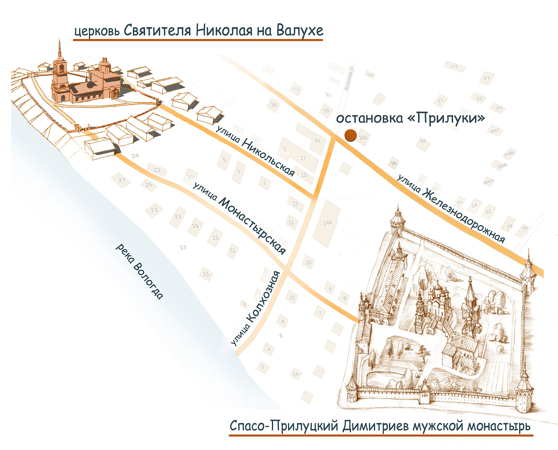 Схема-расположения-храма-в-Прилуках